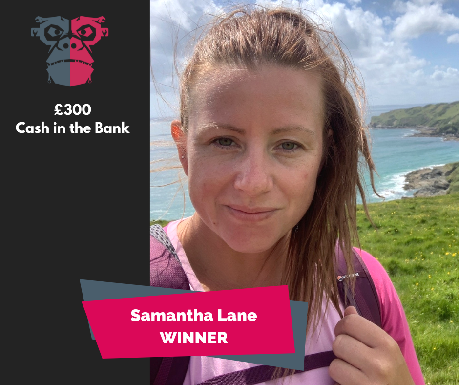 Samantha Lane Winner
